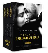 Pakiet Daringham Hall (tomy 1-3) - Katryn Taylor   mała okładka