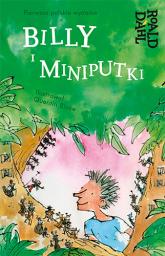 Billy i Miniputki - Roald Dahl | mała okładka