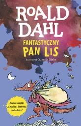 Fantastyczny Pan Lis [wyd. 2020] - Roald Dahl | mała okładka