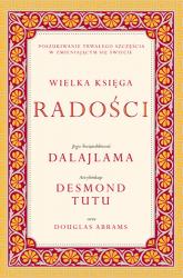 Wielka księga radości - Dalajlama, Desmond Tutu  | mała okładka