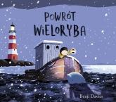 Powrót wieloryba - Benji Davies | mała okładka