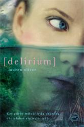 Delirium - Lauren  Oliver  | mała okładka