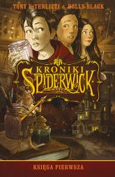 Kroniki Spiderwick. Księga pierwsza - Tony DiTerlizzi, Holly Black | mała okładka