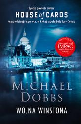 Wojna Winstona - Michael Dobbs | mała okładka