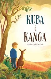 Kuba i Kanga - Ursula Dubosarsky  | mała okładka