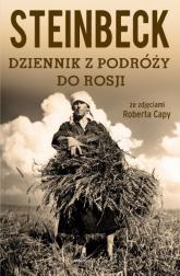 Dziennik z podróży do Rosji - John Steinbeck | mała okładka