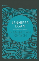 Manhattan Beach - Jennifer Egan | mała okładka