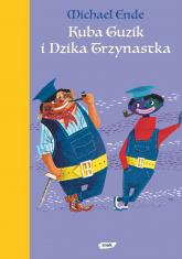 Kuba Guzik i Dzika Trzynastka - Michael Ende  | mała okładka