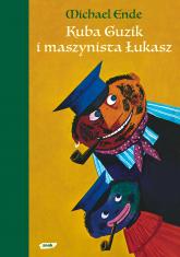 Kuba Guzik i maszynista Łukasz - Michael Ende  | mała okładka