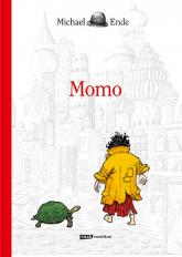 Momo - Michael Ende  | mała okładka