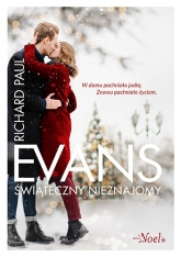 Świąteczny nieznajomy - Evans Richard Paul | mała okładka