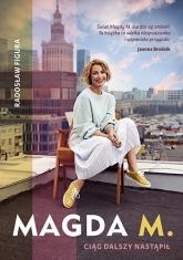 Magda M. Ciąg dalszy nastąpił - Radosław Figura | mała okładka