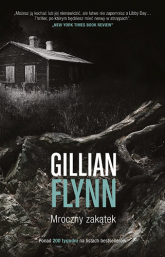 Mroczny zakątek - Gillian Flynn | mała okładka