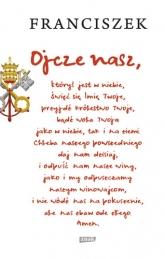 Ojcze nasz - Franciszek (papież) | mała okładka