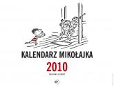 Kalendarz Mikołajka 2010 (ścienny) - René Goscinny, Jean-Jacques Sempé  | mała okładka