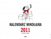 Mikołajek. Kalendarz ścienny 2011 - René Goscinny  | mała okładka