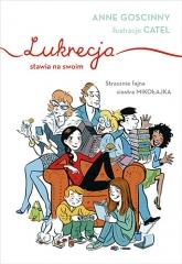 Lukrecja stawia na swoim - Anne Goscinny | mała okładka