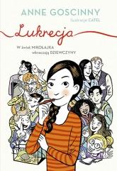 Lukrecja - Anne Goscinny | mała okładka