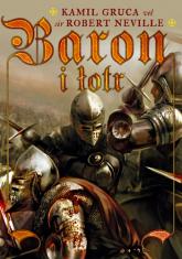 Baron i łotr - Kamil Gruca  | mała okładka