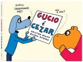 Gucio i Cezar - Boglar Krystyna, Butenko Bohdan | mała okładka