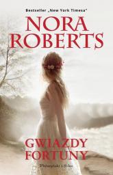 Gwiazdy fortuny - Nora Roberts | mała okładka