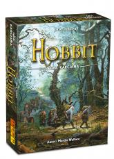 HOBBIT - gra karciana -    mała okładka