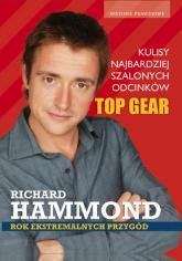 Rok ekstremalnych przygód  - Richard Hammond   | mała okładka