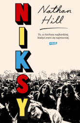 Niksy - Nathan Hill | mała okładka