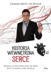 Historia wewnętrzna. Serce - Johannes Hinrich von Borstel | mała okładka