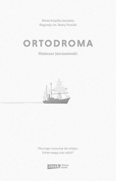 Ortodroma - Mateusz Janiszewski  | mała okładka