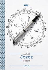 Ulisses - James Joyce  | mała okładka