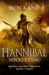 Hannibal. Wróg Rzymu - Ben Kane | mała okładka