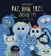Raz, dwa, trzy, zaśnij ty! - Dorota Kassjanowicz, Małgorzata Herba | mała okładka
