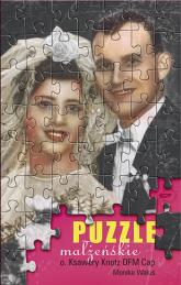Puzzle małżeńskie - Ksawery Knotz, Monika Waluś  | mała okładka