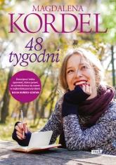 48 tygodni - Magdalena Kordel | mała okładka