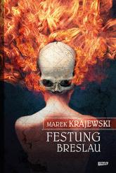 Festung Breslau - Marek Krajewski | mała okładka