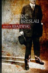 Śmierć w Breslau - Marek Krajewski  | mała okładka