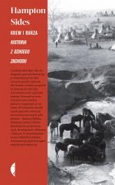 Krew i burza. Historia z Dzikiego Zachodu - Hampton Sides | mała okładka