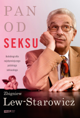 Pan od seksu - Zbigniew Lew-Starowicz | mała okładka