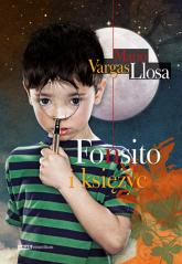 Fonsito i księżyc - Mario Vargas Llosa  | mała okładka