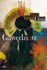 Gawędziarz - Mario Vargas Llosa  | mała okładka