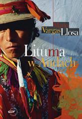 Lituma w Andach - Mario Vargas Llosa  | mała okładka