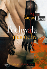 Pochwała macochy - Mario Vargas Llosa  | mała okładka