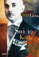 Święto Kozła - Mario Vargas Llosa  | mała okładka