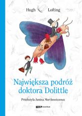 Największa podróż doktora Dolittle - Hugh Lofting | mała okładka