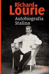 Autobiografia Stalina - Richard Lourie  | mała okładka