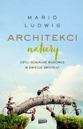 Architekci natury - Mario Ludwig | mała okładka