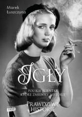 Igły (wydanie rozszerzone) - Łuszczyna Marek | mała okładka