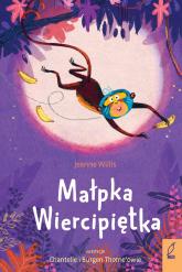 Małpka Wiercipiętka - Jeanne Willis | mała okładka