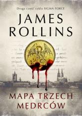 Mapa trzech mędrców - James Rollins | mała okładka